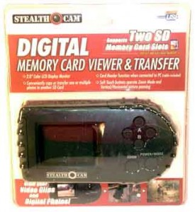 Stealth Cam Memory Card Viewer