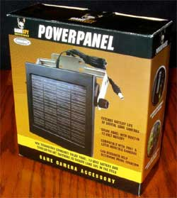Moultrie Power Panel
